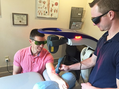 MLS Laser Therapy in Annville PA