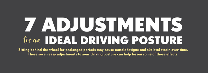 Chiropractic Annville PA Correct Driving Posture Hero